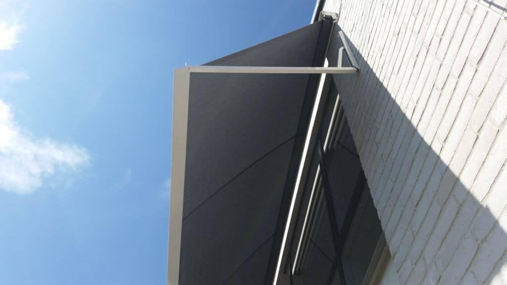Vinduesmarkise Mallorca til solafskærmning af vinduer