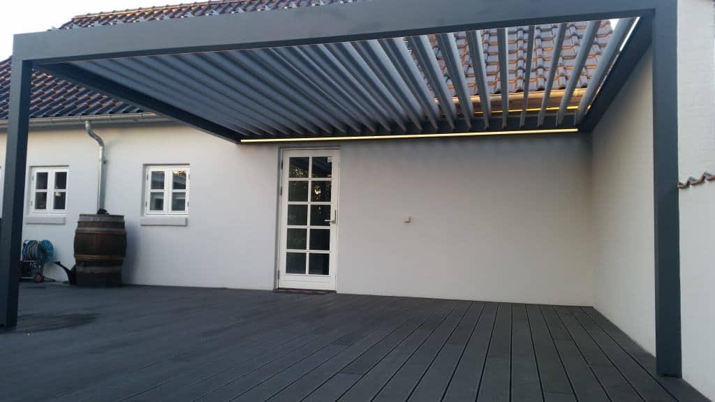 Renson Algarve terrasseoverdækning