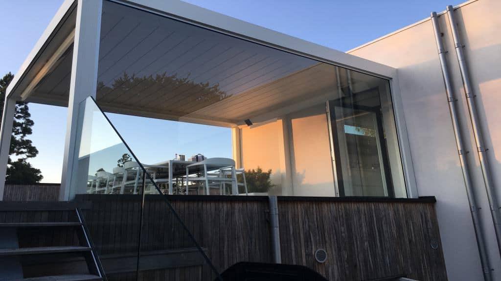 Renson Skye pergola / terrasseoverdækning