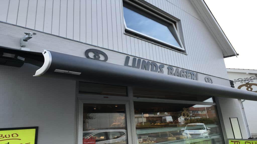 Markiser Rødekro på butik