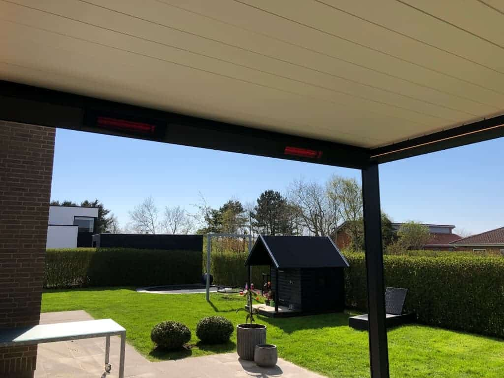 Renson Camargue terrasseoverdækning / pergola