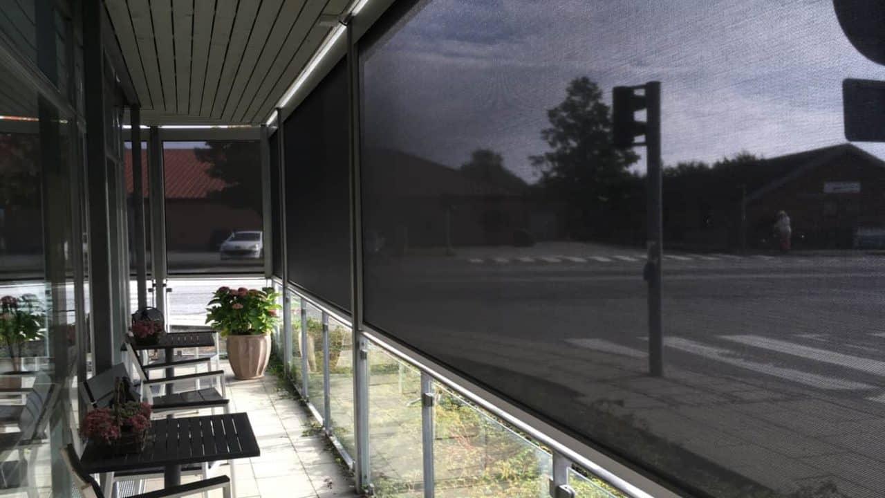 Solafskærmning Herning Renson Fixscreen