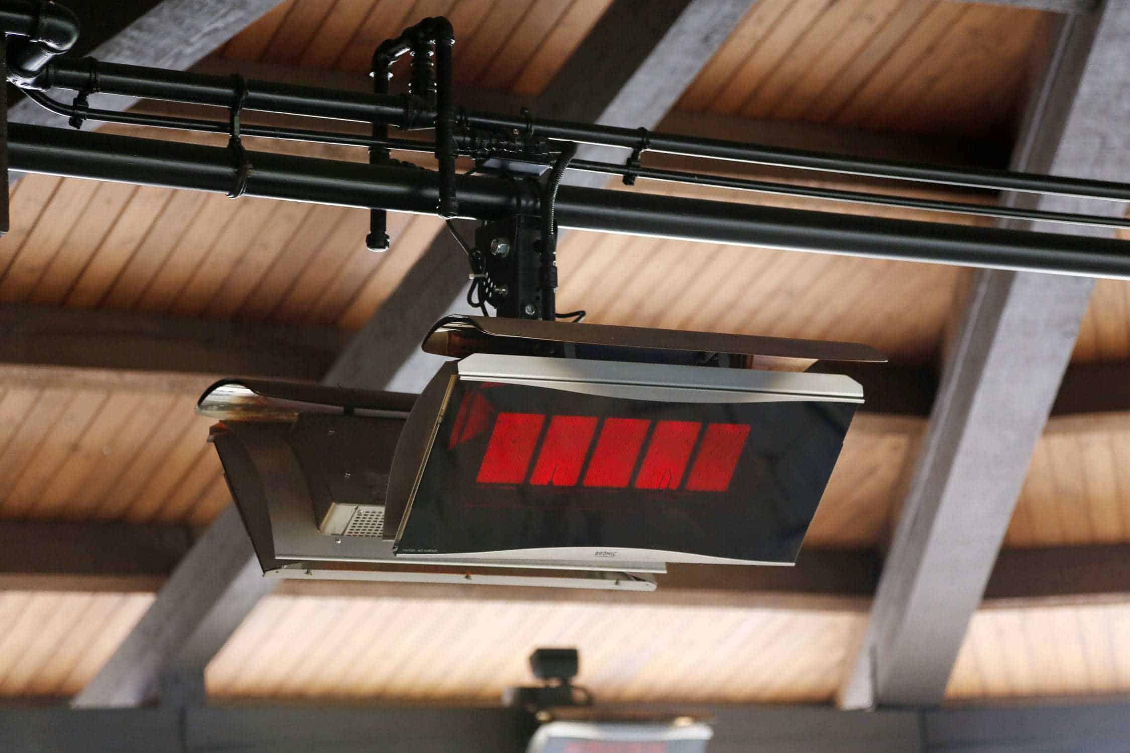 Bromic Platinium Smart-Heat Gas terrassevarmer