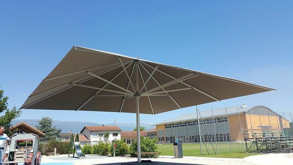 Fabelaktig Glatz parasoller - Professionel løsning til terrasse eller restaurant AH-99