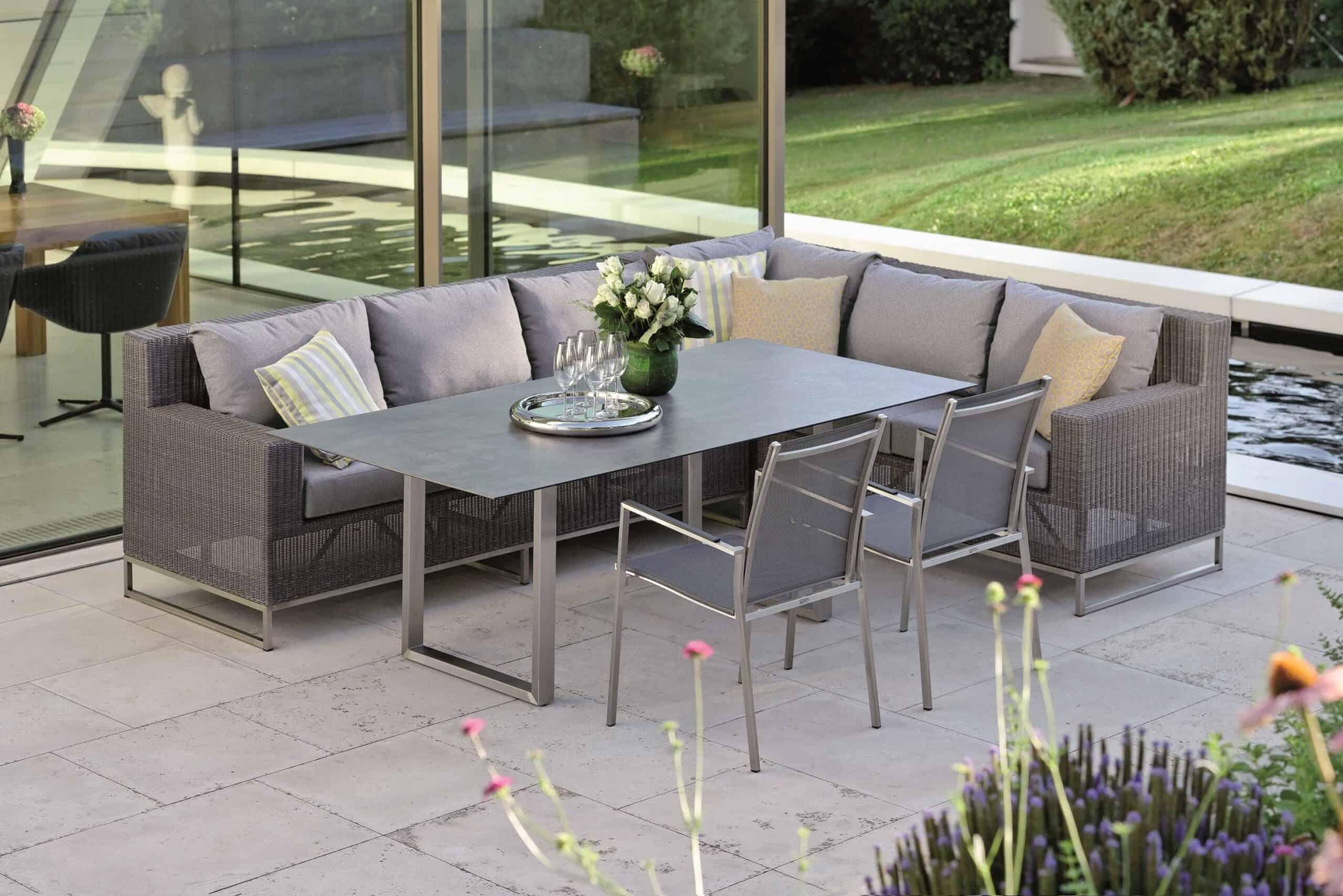 Designmøbler til haven fra Stern